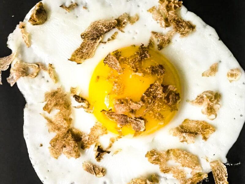 Uovo al tartufo bianco ok